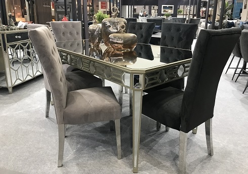 Rosa Mirrored Range