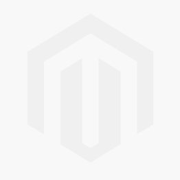 Corona White & Pine Three Drawer Chest